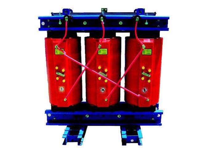 >> 预装式变电站环氧浇注变压器图片